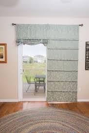 curtains or blinds for sliding glass doors 26 best sliding glass door curtains images on pinterest sliding