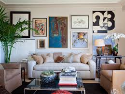 Mid Century Modern Home Decor Calm Earthy Attic Apartment Home Remodeling Ideas For Traditional