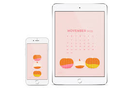 Cute Fall Wallpaper by November 2015 Calendar Wallpaper Sarah Hearts