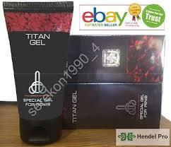 titan gel special gel for men original with hologram cad 19 54