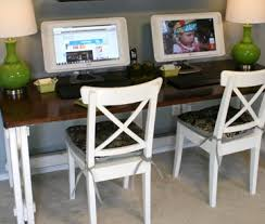 remodelaholic computer desk