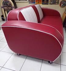 canapé sixties canapé et fauteuil américains vintage décoration us 50 s et 60 s