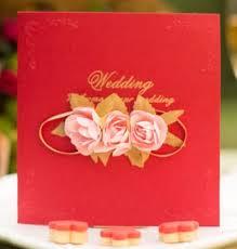 customized cards 2015 wedding invitation cards white flower european