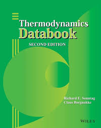 thermodynamics databook 2nd edition buy thermodynamics databook