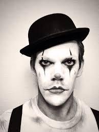 Mime Halloween Costumes 25 Mime Makeup Ideas Clown Makeup Mime