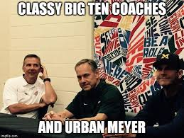Michigan Football Memes - image tagged in ohio state michigan football college football