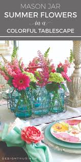 best 25 summer table decorations ideas on pinterest summer