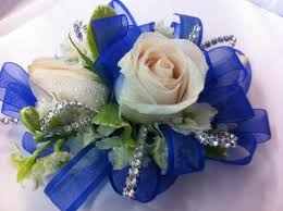 royal blue corsage royal blue corsage in modesto ca flowers by alis