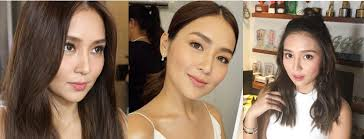 kathryn bernardo hair style look kathryn bernardo new hairdo iweb ph