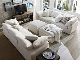 hgtv home design studio at bassett cu 2 living sofas fabric seating