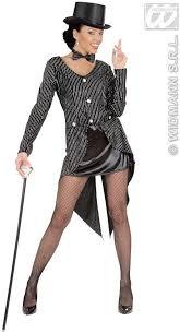buy glitter tailcoat womens fancy dress costume ladies largest