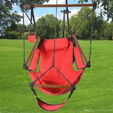 Hammock Air Chair 2017 Outdoor Indoor Hammock Hanging Chair Air Deluxe Swing Chair