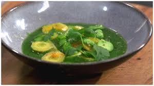 cuisiner concombre ma recette de soupe glacée de concombre laurent mariotte