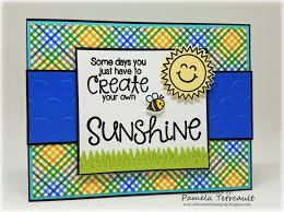 sunny studio sunny saturday share all occasion cards for spring