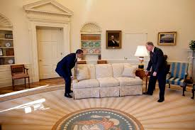 oval office rug oval office makeover redecorating the white house photos wsj
