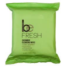 buy make up remover wipes with cucumber 25 pack by beauty