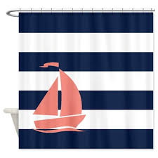 Dwell Shower Curtain - best 25 nautical shower curtains ideas on pinterest blue