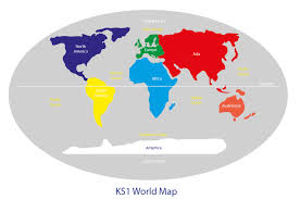 World Map North America by Ks1 World Map With Continents Please Visit Out Website Www