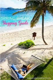 spring break shopping guide i believe in pink