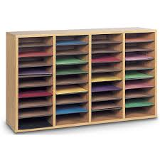 construction paper storage organizer 36 compartments