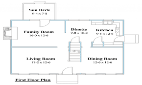 floor dutch colonial floor plans