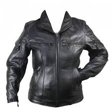 Cowhide Leather Vest Womens Leather Jackets Charlie London Leather Jackets For Men