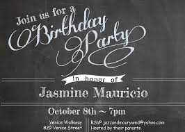 Birthday Invitation Cards For Teenagers 21st Birthday Party Invitations New Selections Fall 2017