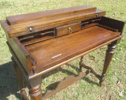 antique writing desk etsy