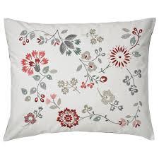 HEDBLOMSTER Cushion Multicolour 50x60 cm IKEA