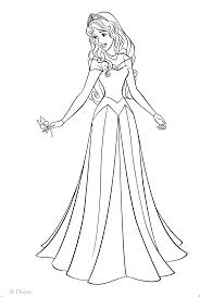 princess aurora coloring pages jacb me
