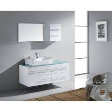 White Bathroom Shelves Bathroom Double Vanity 60 Bathroom Vanity Base Wall Hanging