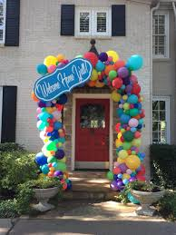 welcome home balloons delivery are you looking for balloons dallas call or text 972 400 1907