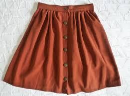 skirt refashion how to make a button skirt diy u0026 crafts
