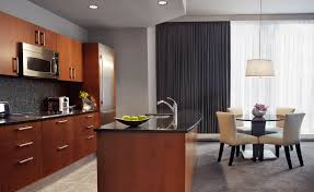 kitchen interesting hotels with kitchens in rooms stay america