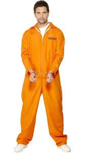 prison jumpsuit costume bad boy convict costume orange prison jumpsuit costume