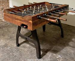 3 in one foosball table wooden foosball table amazing vintage intended for 19 udouplaty