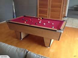 Professional Pool Table Size by The City Pool Table Made In England Trade Me