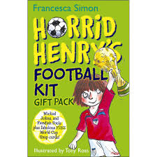 Horrid Henry U0027s Football Kit Francesca Simon Horrid Henry