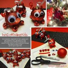 woo pig sooie ornaments this is what i do in my spare time