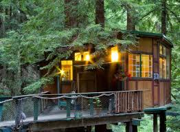 redwood treehouse santa cruz mtns treehouses for rent in