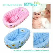 Baby Blow Up Bathtub Inflatable Bathtub Shopee Philippines