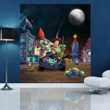 watford decorators childrens kids bedrooms decorating wallpaper toy story woody and buzz wallpaper