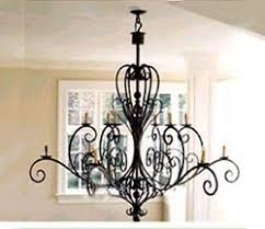 Chandeliers Manufacturers Wrought Iron Chandelier Manufacturers Suppliers U0026 Traders Of