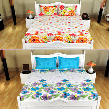 weaves 5 bedsheets dhamaal offer bed sheets homeshop18