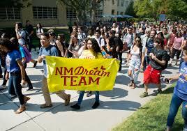 Unm Campus Map Unm Community Rallies Alongside Daca Students Albuquerque Journal