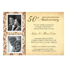 50th wedding invitations 50th wedding invites wedding anniversary invitations golden
