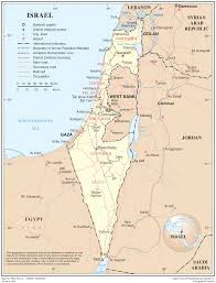 Blank Map Of Middle East by Maps Of Israel Geography Lounge All Things Spatial