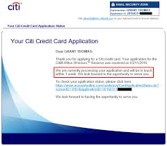my recent credit card applications chase ink plus citi hilton