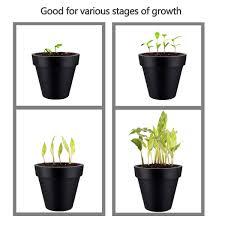 full spectrum light for plants jandcase full spectrum white light led grow light bulb 20w natural