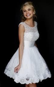 white graduation dresses for 8th grade 8th grade graduation dresses with lace naf dresses